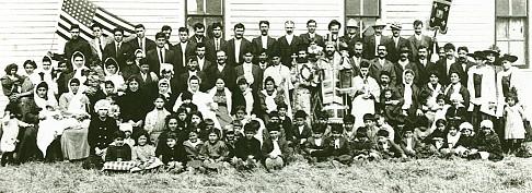 The Parish of St. George circa 1916